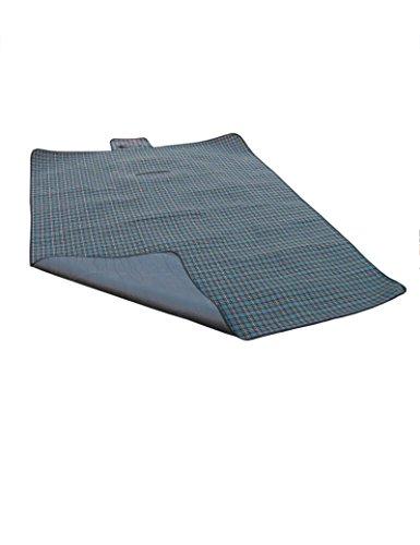 Verbreiterte Acryl Feuchtigkeitsfeste Auflage Picknick-Matten im Freien Grill Camping Mats Feuchtigkeitsfeste Auflage