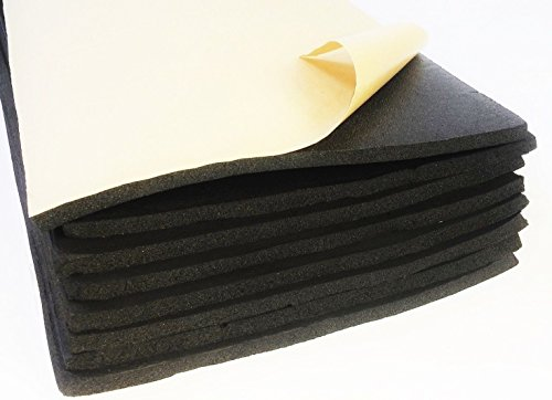 8-sheets-6mm-closed-cell-foam-sound-proofing-deadening-vehicle-car-van-insulation