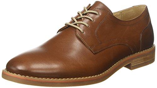 BATA 824350, Zapatos de Cordones Derby para Hombre, (Marrone 3), 41 EU