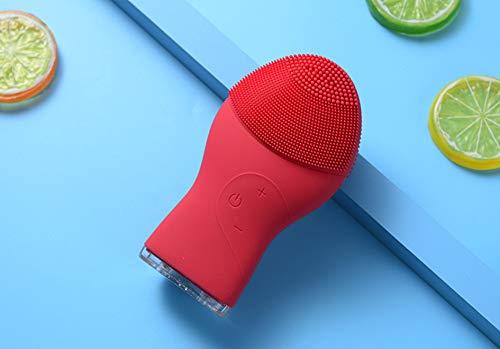 Reinigungsinstrument Pores Reinigungsgebiet Das Waschbecken Oracle Cleansing Brush Silicone Go Blackhead Meter Ladungsgeschenke die Größe 3