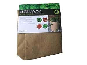Botanico Let's Grow, Contenitore in yuta per piante da orto