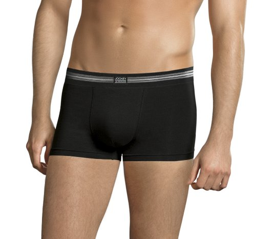 Jockey® Short Trunk 3Pack Schwarz