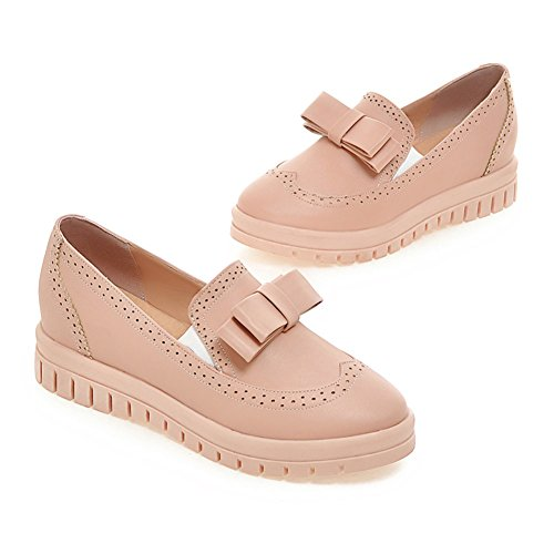 Printemps doux archet ajoutant des chaussures/Coupe-bas fond plat chaussures/Chaussures de l'étudiant B
