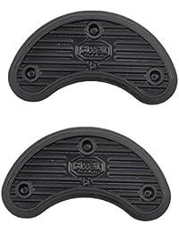 Footful 1 Paire Semelle de Talon de Chaussure Antidérapant Réparation de Chaussures