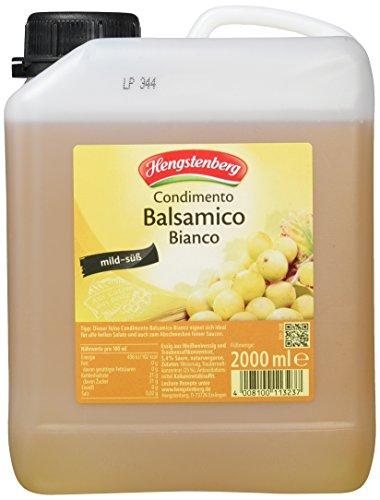 C. Balsamico Bianco ,, 1er Pack (1 x 2000 ml)