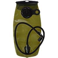 Source WXP Original Widepack Bolsa de hidratación, color negro, 2 l