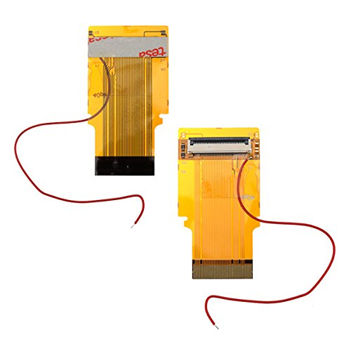 BisLinks® OEM LCD Bildschirm Zurücklicht Mod 40 Pin Type-B Adapter Für Nintendo GBA AGS-101
