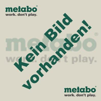 Metabo Lamellenschleifteller 125 mm P 80, ZK-MW, 624337000