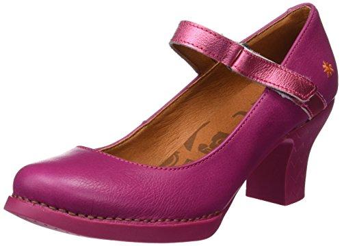 Art Damen 0933 Memphis Harlem Pumps, Pink (Magenta), 36 EU