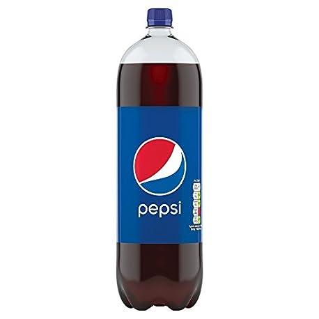 Pepsi Bebida Refrescante Aromatizada 2 L Botella