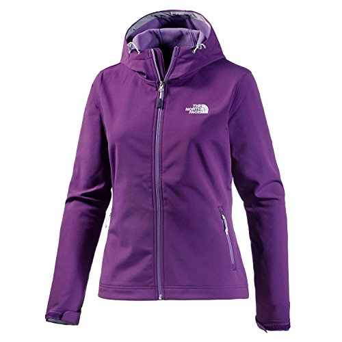 The North Face Damen Softshelljacke lila