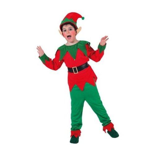 Imagen de disfraz de elfo niño