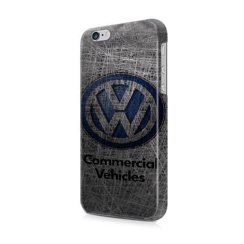 NEW* VOLKSWAGEN LOGO Tema iPhone 6/6S (4.7 Version) Cover - Confezione Commerciale - iPhone 6/6S (4.7 Version) Duro Telefono di plastica Case Cover [JFGLOHA994750] VOLKSWAGEN LOGO#01
