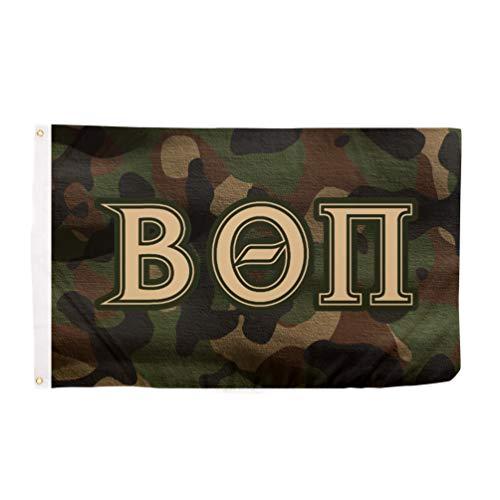 Beta Theta Pi Camo Brief Brüderlichkeit Fahne Banner 3x5 Zeichen Decor Beta -