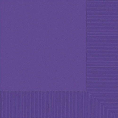 Amscan Servietten One Size violett