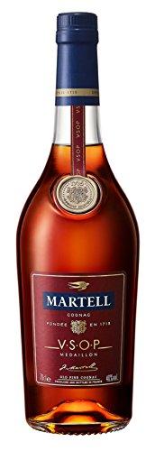 Martell V.S.O.P. Medaillon Cognac mit eleganter Verpackung – Einzigartiger Cognac mit fruchtigem...