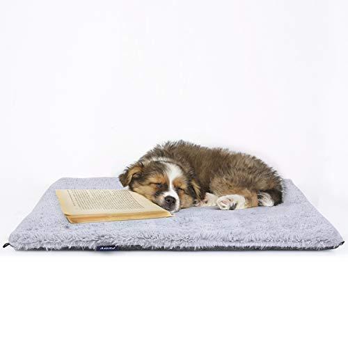 Pedy 2 in 1 Hundematte Katzendecke Hunde-und Katzenbett - Flauschig, Weich u. Waschbar Faltbar für...