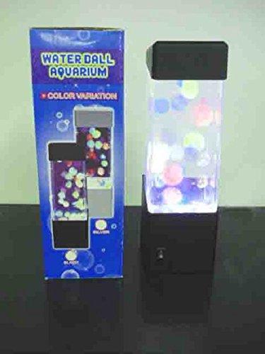 Quallen- Wasser-Kugel tropische Fisch- Aquarium-Behälter Mesmerising LED-Leuchten Relaxing -Stimmungs-Lampen -Licht durch Play ( Wasser Jelly Balls )