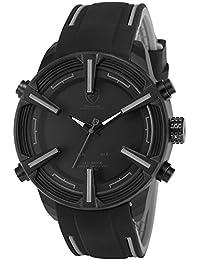 Shark SH388 - Reloj , correa de silicona color negro