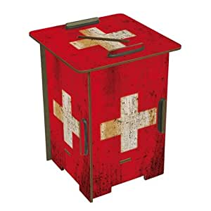 box pot 224 crayons tirelire suisse werkhaus fr fournitures de bureau