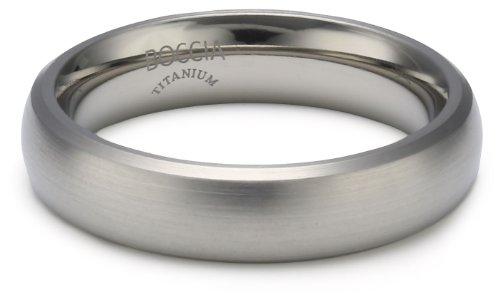 Boccia Damen-Ring Titan Gr.63 0102-0163
