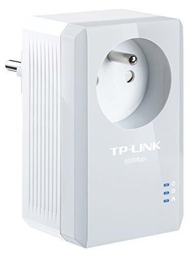 TP-LINK TL-PA4015PKIT 500Mbit/s Collegamento ethernet LAN Bianco 2pezzo(i) adattatore di rete powerline
