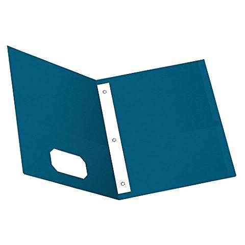 Oxford 57702Twin Pocket Portfolios Twin blau