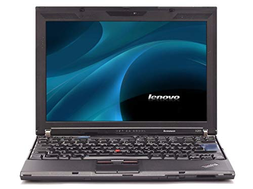 Lenovo Laptop ThinkPad X201 Intel i5 2.4GHz 4GB 250GB WIN7Pro Touchpad 5A9 (Generalüberholt)