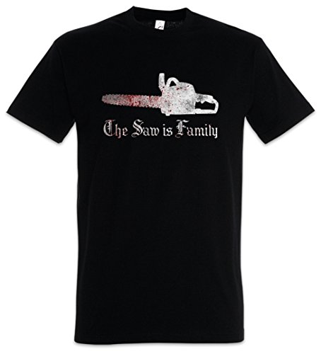 Urban Backwoods The Saw is Family T-Shirt - Größen S - 5XL (Texas A&m-jersey-material)
