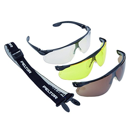 3M Schiessbrillen-Set MaximBallistic, 1 Stück, (Brillen Cop)