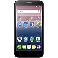 Alcatel Pixi Smartphone débloqué 4G (Ecran: 5,5 pouces - 8 Go - Double SIM - Android 5.1 Lollipop) Argent