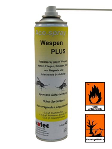 ACO.spray Wespen PLUS Wespenspray 400ml