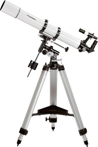 Orion 9024AstroView 90mm telescopio Refractor Ecuatorial
