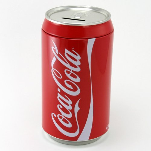 Coca Cola können Spardose