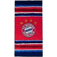 FC Bayern München Strandtuch Stripes 0