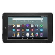 Nupro shock-proof case for Fire 7 tablet, black