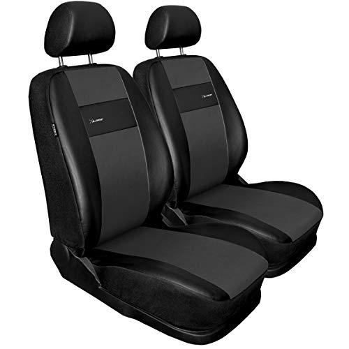 Mossa 2XL-G Universal Auto schonbezug Set - Kunstleder - 5902538610025 -