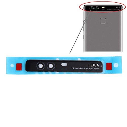 Piezas de repuesto para teléfonos móviles, IPartsBuy Huawei P9 Lente de cámara trasera ( Color : Negro )