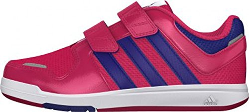 adidas Trainer 6, Sneakers basses fille Rose