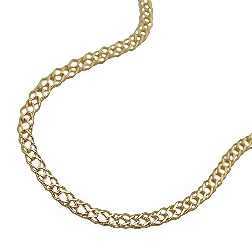 ass-585-gold-mens-curb-chain-necklace-curb-chain-45-cm-25-mm-1-pair