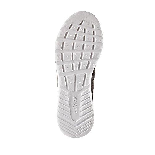 adidas Damen Cloudfoam QT Racer Sneakers, Bianco schwarz