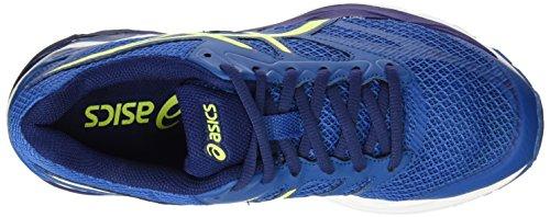 Asics Herren T6e1n4907 Laufschuhe Blau (Thunder Blue/safety Yellow/Indigo Blue)