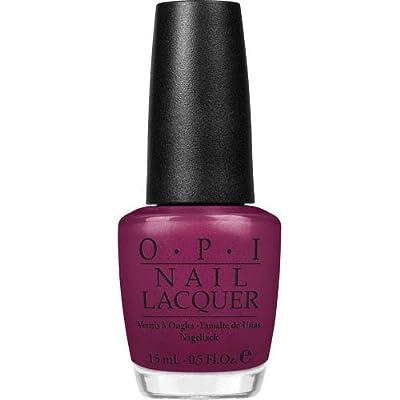 O.P.I Nail Lacquer, 15 ml - Dive Of Geneva