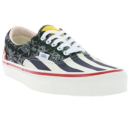 VANS Herren ERA 95 Reissue Sneaker Mehrfarbig