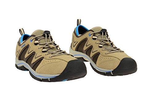 Geox U72v5e 0au11c5315, Chaussures basses pour Homme Beige