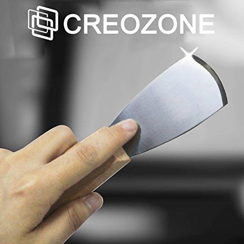 Creozone 3d printer tool steel spatula removal tool 3d printing, professional 3d printer accessories
