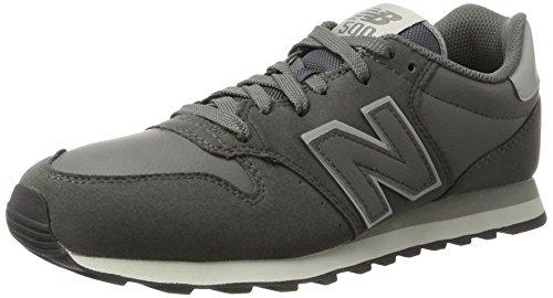 New Balance 500, Sneaker Uomo, Marrone (Brown/Grey Sgg), 44 EU