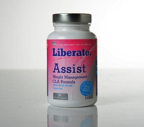 L8 Liberate 'ASSIST' - Weight Management CLA Formula - 90 Capsules -