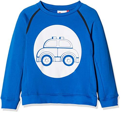 Lego Wear Baby-Jungen Sweatshirt Duplo Boy Sander 702, Blau (Blue 569), 104