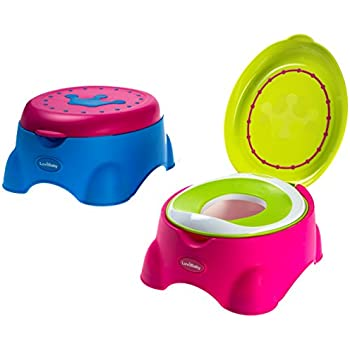 Potty and Step Stool and Baby Toilet Training Seat - Deluxe 3 in 1 for Toddlers  sc 1 st  Amazon UK & Potty and Step Stool and Baby Toilet Training Seat - Deluxe 3 in 1 ... islam-shia.org
